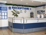 Аэропорт, отель